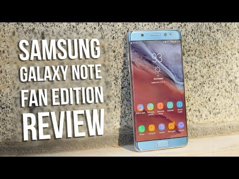 Samsung Galaxy Note FE (Fan Edition) Review