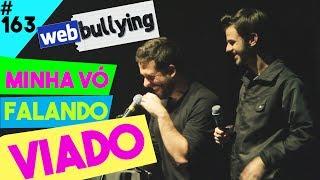 Eis que surge um novo meme no Brasil: Minha vó falando viado. Link do vídeo do Lindzionei:...