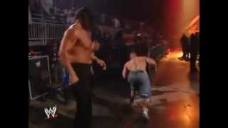 WWE One Night Stand 2008 John Cena vs The Great Khali Highlights
