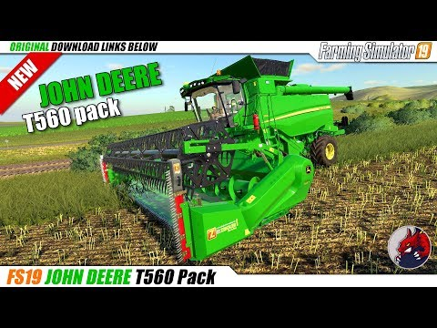 John Deere T560 Pack v1.0.0.0