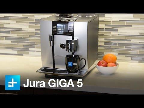 Jura GIGA 5 – Espresso Machine