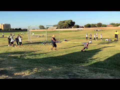 Manteca Raiders: Resistance Training