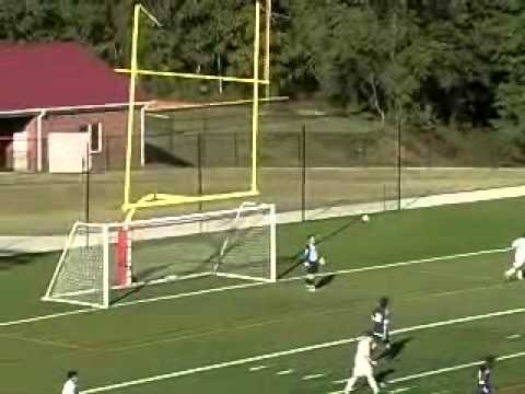 Men's Soccer vs. Averett 10/6/10 Highlights