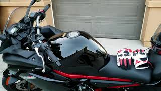 3. Yamaha FZ6R. Beginner Motorcycle? Commuter?