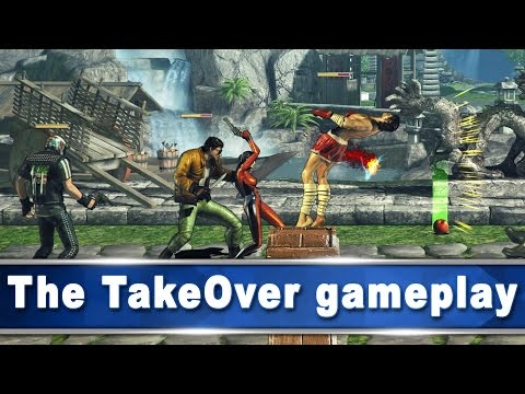 The TakeOver: Ελληνικό Beat 'Em Up
