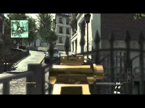 MW3: Secret Spots - Resistance (Modern Warfare 3) Video