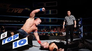 Nonton Top 10 Smackdown Live Moments  Wwe Top 10  Jan  10  2017 Film Subtitle Indonesia Streaming Movie Download