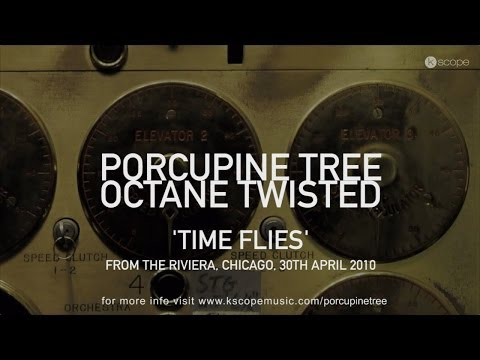 PORCUPINE TREE - Time Flies (live)