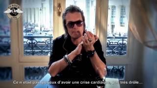 Black Country Communion - Interview Glenn Hughes - Paris 2012