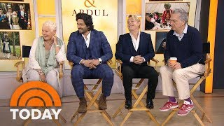 Nonton Judi Dench And Other Stars Talk About New Film 'Victoria And Abdul' | TODAY Film Subtitle Indonesia Streaming Movie Download