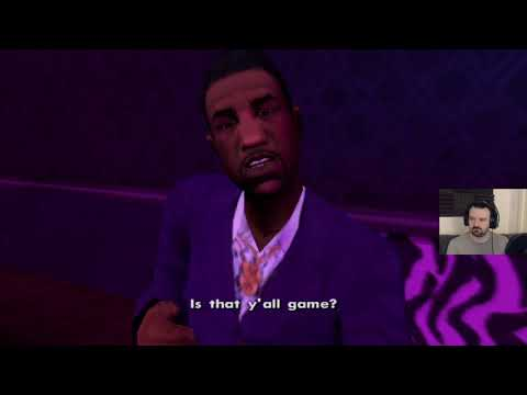 New hairstyle - Grand Theft Auto: San Andreas HD playthrough pt72 - New Haircut and Coke Carrier