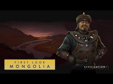 Konie, konie i jeszcze raz konie - praktycznie wszystkie bonusy Mongolii w Civilization VI: Rise and Fall są oparte na jednostkach konnych i związanych z nimi budowlach
