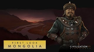 Video Civilization VI: Rise and Fall – First Look: Mongolia MP3, 3GP, MP4, WEBM, AVI, FLV Januari 2018