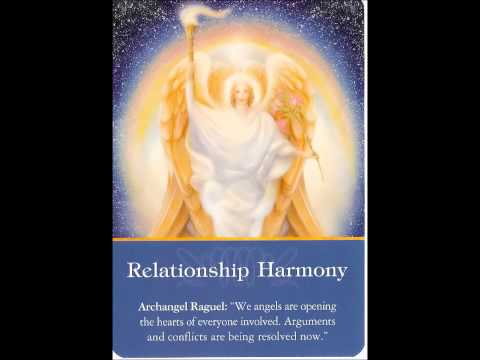 Raguel - A Guided meditation with Doreen Virtue, introducing you...connecting you with the Angel Raguel energetically so you can invite him to work with you for the h...