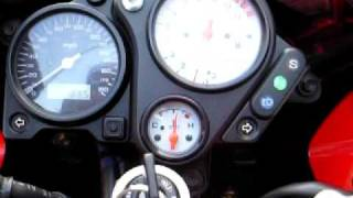 9. VTR1000f Superhawk idle problem