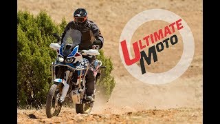 2. 2018 Honda CRF1000L2 Africa Twin Adventure Sports DCT Review | Ultimate Motorcycling