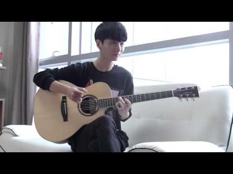 (Michael Buble) Haven't Met You Yet - Sungha Jung