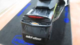 9. 2015 Ski Doo MXZ TNT 600 HO ETEC
