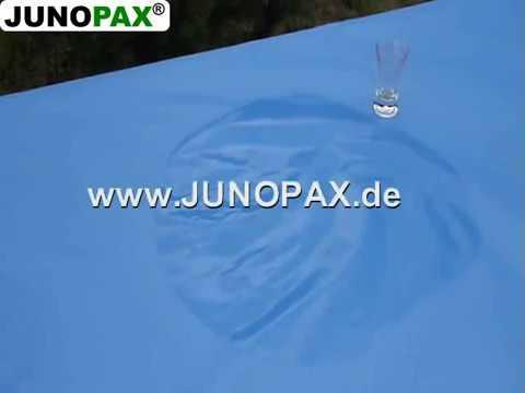 Weltneuheit - die wischfeste Papiertischdecke!   JUNOPAX