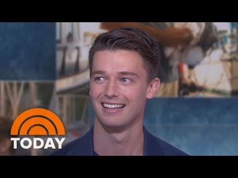 Patrick Schwarzenegger On Landing His First Leading Role In 'Midnight Sun' | TODAY
