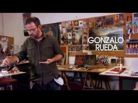 El oleo TITAN extrafino y Gonzalo Rueda