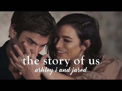 Ashley I's The Story of Us | Ashley & Jared (видео)
