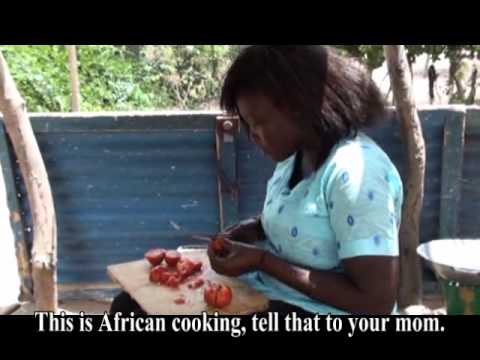 How to make Senegalese maafé - Part II
