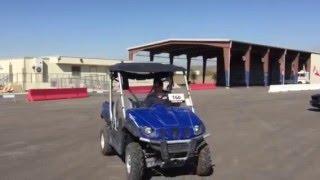 4. Yamaha Rhino YXR66FAV 4x4 Utility Cart