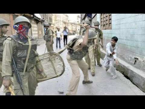 Police Beaten 14yrs Boy For Uncommitted Crime | Kankipadu : TV5 News
