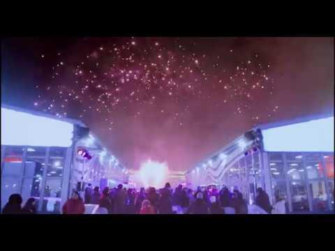Видео с открытия Стереокатка