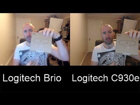 Video Logitech Brio VS Logitech C930e download in MP3, 3GP, MP4, WEBM, AVI, FLV January 2017
