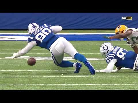 Full Overtime Highlights | Packers vs. Colts Week 11 NFL 2020