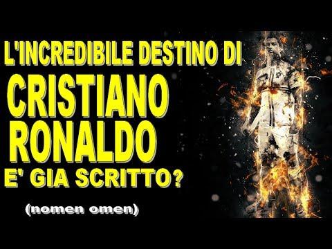 Cristiano Ronaldo e il suo incredibile destino