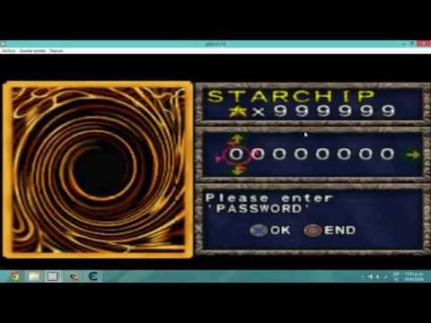 Estrellas infinitas en Yu Gi Oh forbidden memories para pc