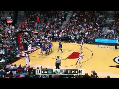 Golden State Warriors 101 – Portland Trail Blazers 97
