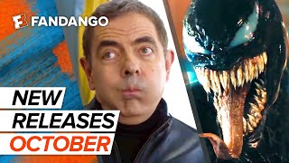 Movies Coming Out in October 2018 | Movieclips Trailers