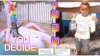Video My Instagram Followers Control My Life For A Day MP3, 3GP, MP4, WEBM, AVI, FLV Juni 2018