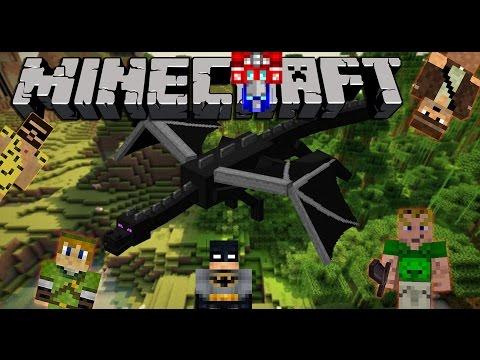 MINECRAFT DRAGON ESCAPE # 20 - Br4mm3n um den Sieg beschissen «» Let's Play Minecraft | HD