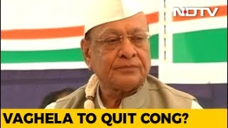 The day after 11 Congress lawmakers in Gujarat are believed to have voted for the NDA's presidential candidate, a much bigger challenge awaits the party today when its senior most leader Shankarsinh Vaghela starts to speak at a public event to celebrate his 77th birthday at Gandhinagar's town hall. Mr Vaghela has made it known to the party and public alike that this function, billed as a show of strength, could see him unveil his plans for the future.NDTV is one of the leaders in the production and broadcasting of un-biased and comprehensive news and entertainment programmes in India and abroad. NDTV delivers reliable information across all platforms: TV, Internet and Mobile.Subscribe for more videos: https://www.youtube.com/user/ndtv?sub_confirmation=1Like us on Facebook: https://www.facebook.com/ndtvFollow us on Twitter: https://twitter.com/ndtvDownload the NDTV Apps: http://www.ndtv.com/page/appsWatch more videos: http://www.ndtv.com/video?yt