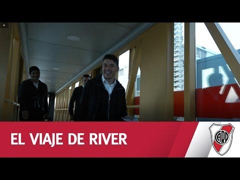 River, de Buenos Aires a Asunción