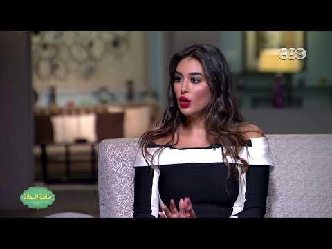 ياسمين صبري تشرح أسباب عودتها للسباحة وفوزها بميدالية ذهبية