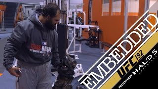 UFC 192 EMBEDDED Ep2