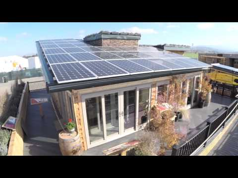 Preview of documentary, 'Power Houses,' about the Solar Decathlon