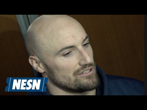 Video: Rex Burkhead Talks About The Health of Patriots Roster