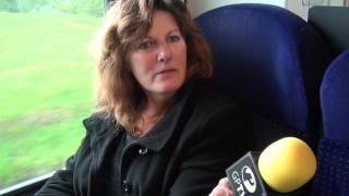 3 spoor mevrouw Roelofsen heeft in Ierland gewoond