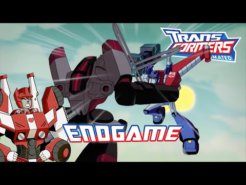 Transformers Animated Review - Endgame