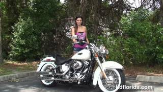 5. New 2014 Harley Davidson Softail Deluxe Motorcycles for sale - New Port Richey, FL