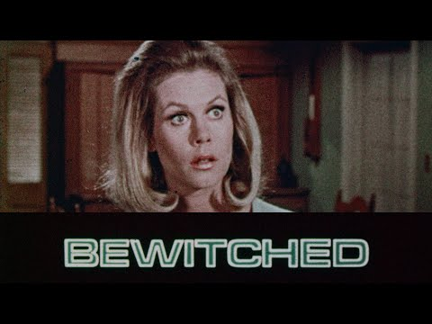 Bewitched Season 6 (1970) Promo with Elizabeth Montgomery