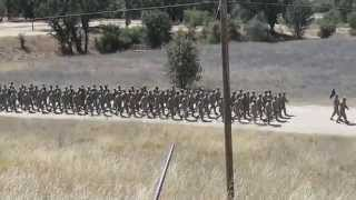 [Raw unedited video file] Hear the voices of Bravo Company and Charlie Company boys, from the 100th Battalion. Even from a distance you can hear them in ...