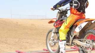 9. 2014 KTM 450 SX F First Test